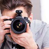 カメラマンによる撮影